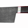 """""""Тяпка клин"""" (большой мясницкий нож), дамасская сталь, венге"""