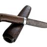 """""""Мясник"""", дамасская сталь, венге, деревянный чехол"""
